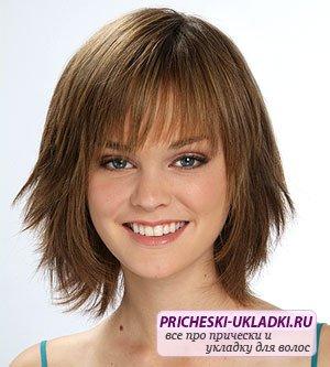 Модные причёски для подростков