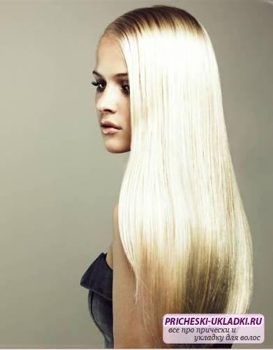 Маска для светлых волос с репейным маслом