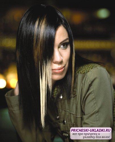 Мелирование темных волос в натуральные оттенки, безусловно, относится к категории щадящего окрашивания волос...