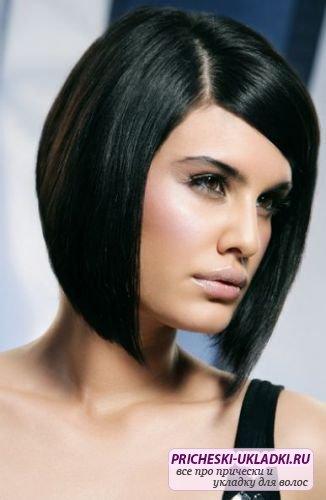 Короткие стрижки с тонкими волосами без укладки