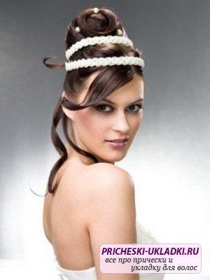 Укладка волос 2012