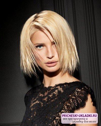 Стрижки на средние волосы 2013 будут