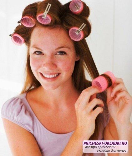 Как накрутить волосы на бигуди виды правила применения и меры предосторожности