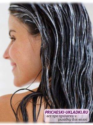 Натуральные домашние маски против выпадения волос