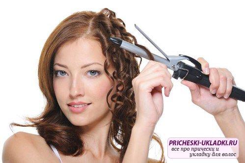 Как накрутить волосы на плойку. Олег 7-12-2012, 1924. Красиво