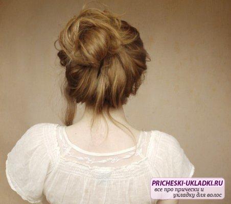 Прически на волосы на каждый день. Модно и стильно