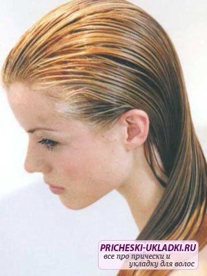 чистота волос