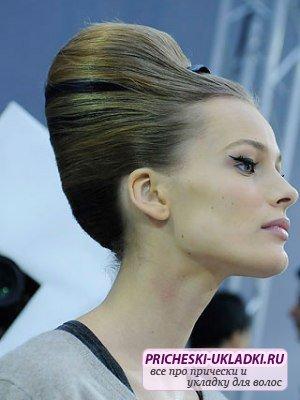 Красивая укладка на средние волосы: самые лучшие варианты