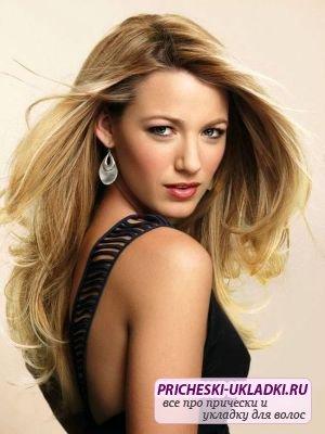 Объемная укладка волос: модно и стильно