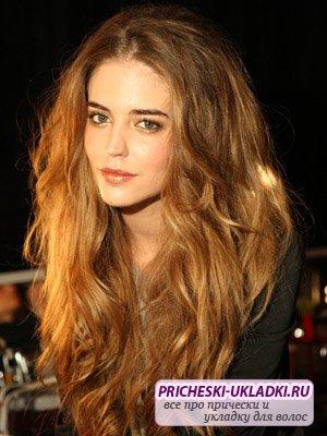 Как сделать волнистые волосы за ночь?