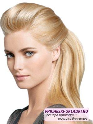 Деловые причёски на средние волосы фото
