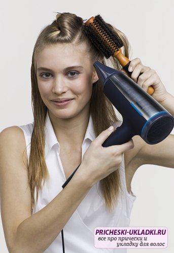 Как сделать укладку длинных волос: советы стилистов