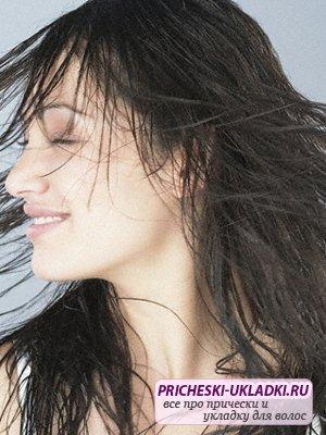 Правила ополаскивания волос