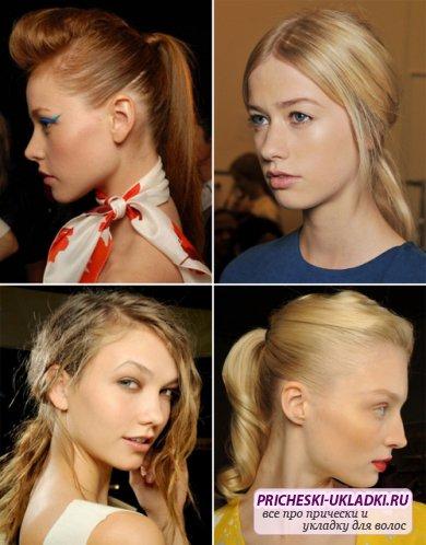 Причёски для девочек 12 лет