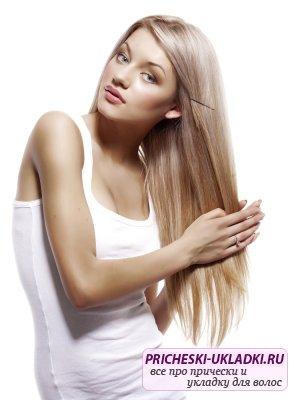 Эффективная кератиновая маска для волос