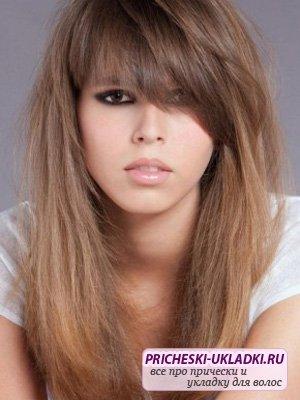 Отличные подростковые причёски для девочек