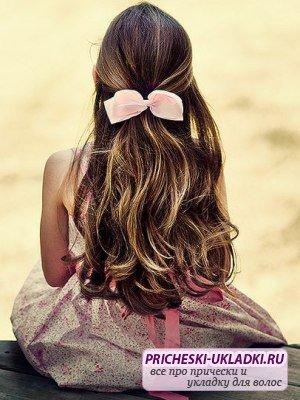Причёски для детей 10 лет: лучшие идеи