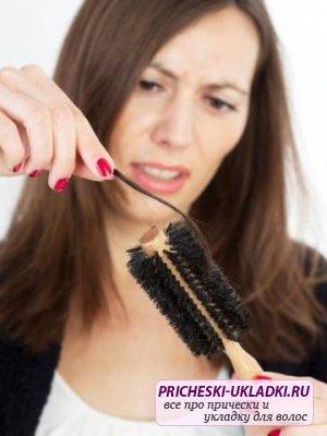 Лучшие народные средства от выпадения волос