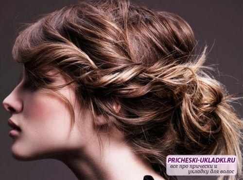 Современные укладки волос для вашей красоты