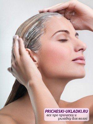 Маски для волос: белая глина и другие ингредиенты