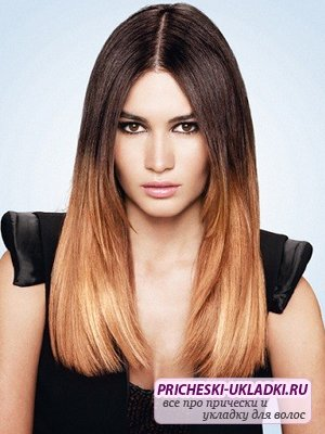 Омбре на волосах: плюсы и минусы