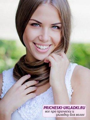 Лучшие причёски для подростков для длинных волос