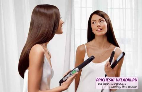 Домашняя укладка волос: быстро и просто