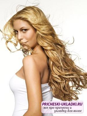 Красивая укладка волос на каждый день