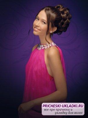 Причёски на выпускной 2014. Самые красивые варианты для выпускниц