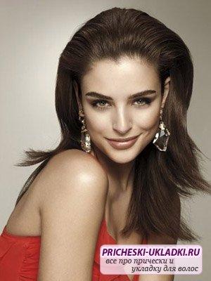 Укладка волос на праздник Святого Валентина