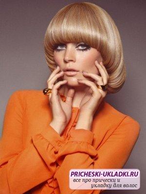 Стрижка сессун - элегантно и модно