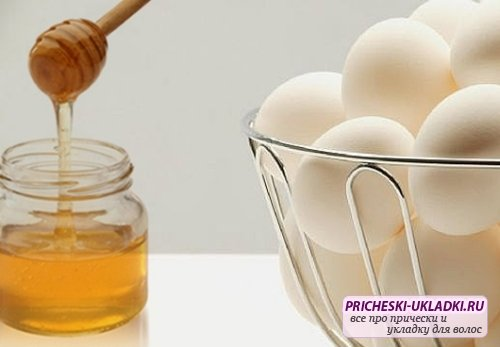 Маска для волос из яйца. Лучшие рецепты