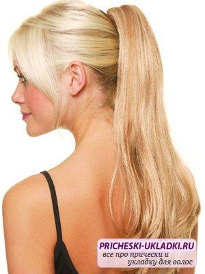 Красивые классические прически на длинные волосы