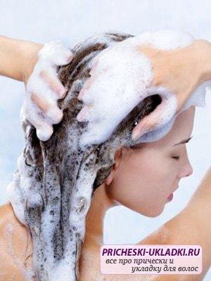 Делаем шампунь в домашних условиях