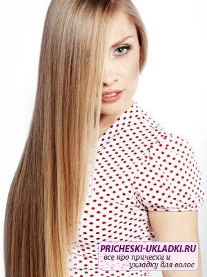 Использование имбиря для волос