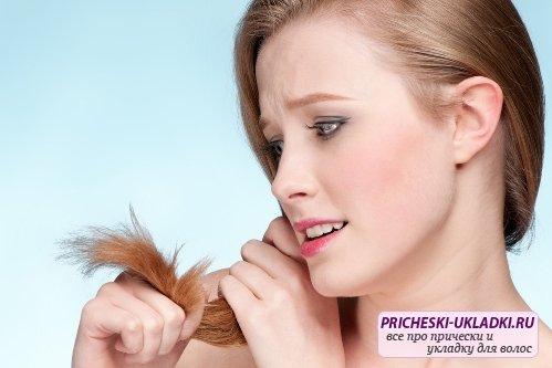 Отличные домашние маски для ломких волос