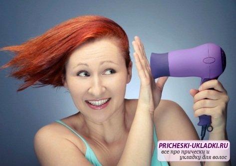 Секреты правильной укладки волос