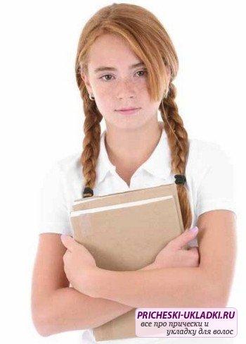 Как делать прически в школу: подсказки и советы