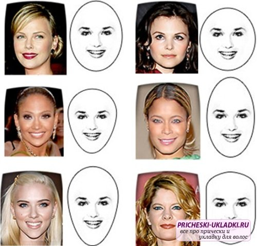 Форма лица и прически: как выбрать идеальную укладку?