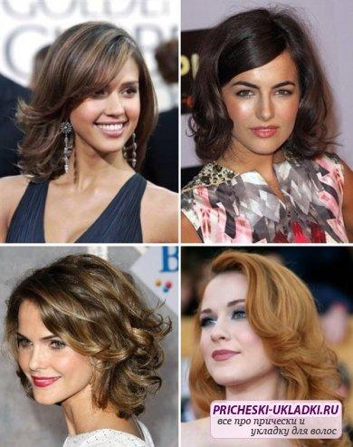 Особенности укладки волос волнами