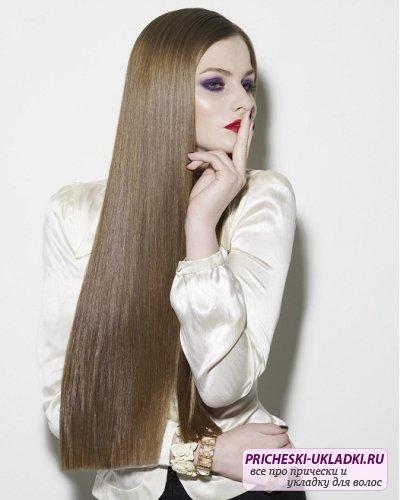 Как выпрямить волосы без выпрямителя. Лучшие способы