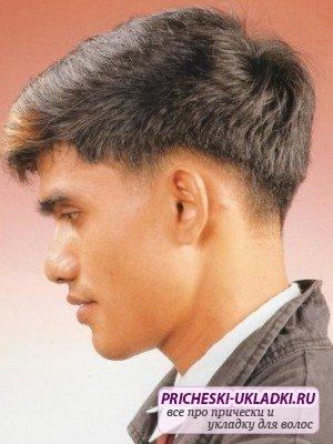 Мужская стрижка шапочка. Интересные варианты с фото