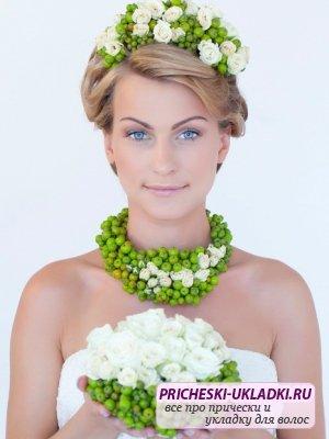 Как сделать свадебную прическу: полезные советы