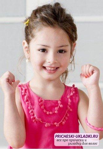 Классные причёски для девочек 10 лет