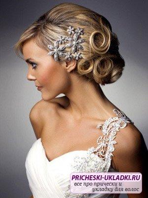 Тонкости подготовки волос для свадебной прически